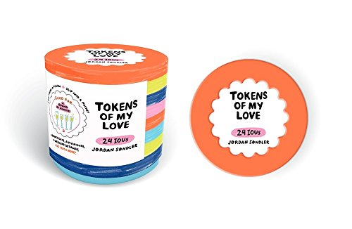 Tokens of My Love: 24 Redeemable Coupons for
