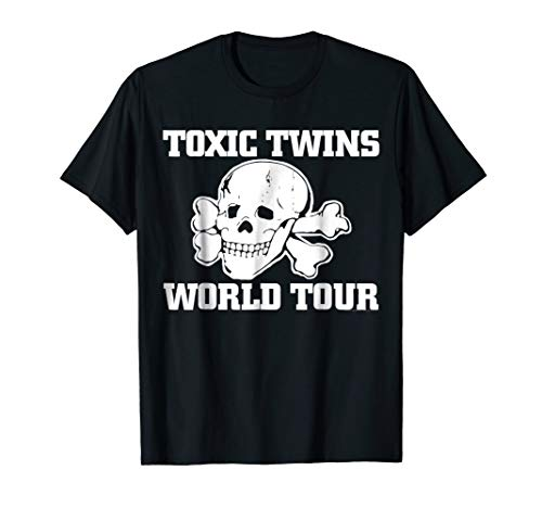 Aerosmith - Toxic Twins T-Shirt (Twins Toxic Tshirt)