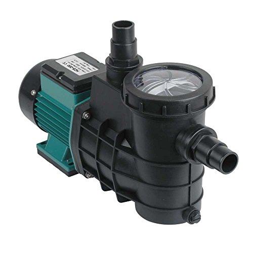 🥇 Forever Speed 8000l/h Bomba para Piscina Swiming pump Bomba de agua Bomba de la piscina