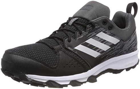 Adular Observación crucero  adidas Galaxy Trail, Men's Running Shoes, Black (Core Black/Matte  Silver/Carbon), 7 UK (40 2/3 EU): Amazon.co.uk: Shoes & Bags
