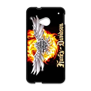 Harley Davidson For HTC One M7 Cases Cover Cell Phone Cases STP373436