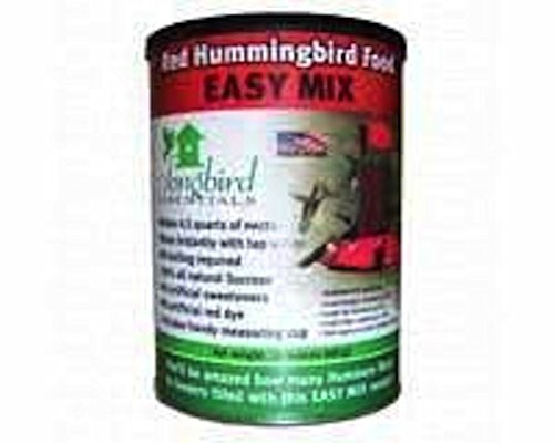 Songbird Essentials SE642 24 oz Red Hummingbird Nectar All Natural- No Dyes (1) by Songbird Esentials