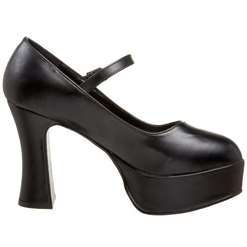 Funtasma Women's by Jane Platform Pleaser Black Mary ArpwRq