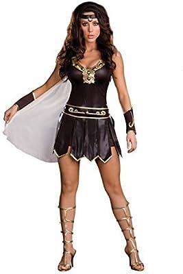 Pantalones de deporte para mujer marrón guerrero romano Viking ...