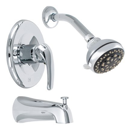 Anti Scald Shower Faucet - 4