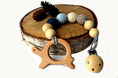mali-wear-natural-wood-teething-dummy-clip-turtle-blue-color
