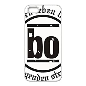 Bohse Onkelz iPhone 4 4s Cell Phone Case White 05Go-214580