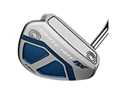 Odyssey White Hot RX 2-Ball V-Line Putter Stock Steel Shaft Steel Right Handed 33.5 in