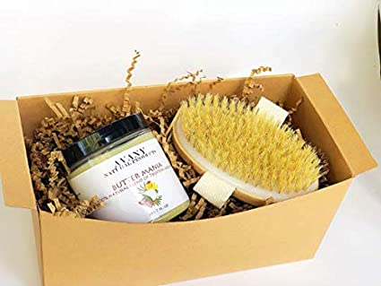 Amazon.com: Mantequilla de cuerpo Mania Natural Mezcla de 7 ...