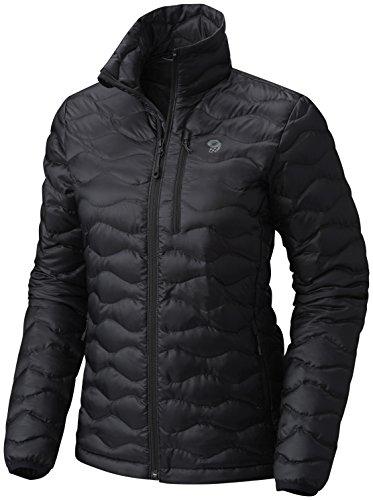 Mountain Hardwear Nitrous Down Jacket - Women's Black Small