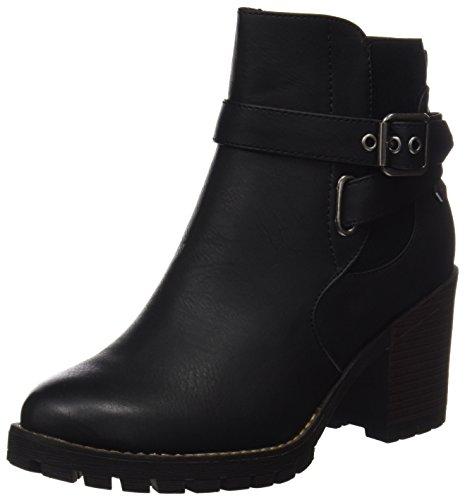 Nero Black 063887 black Chelsea Donna Stivali Refresh qZwBIf