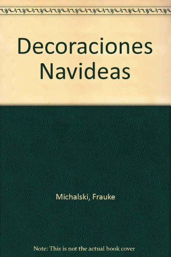 Decoraciones Navideas  Spanish Edition