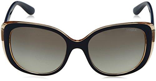 Vogue Blue Serigraphy Top de Multicolor 0Vo5155S Gafas Mujer para Sol r8rnOPz
