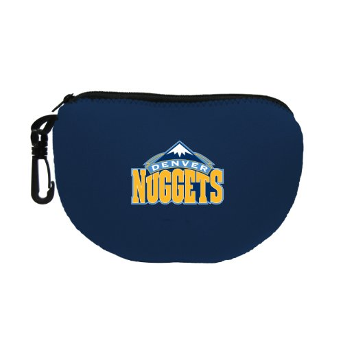 NBA Denver Nuggets Grab Bag Purse, Blue
