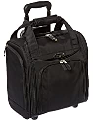 Samsonite Luggage Ladies Travel Small Wheeled Underseater, One Size, Black