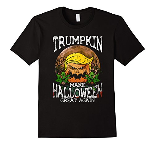 Mens Trumpkin Shirt Make Halloween Great Again Trump T-Shirt Gift 2XL (Greatest Ever Halloween Costumes)