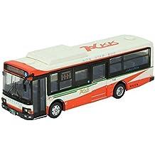 Nationwide bus collection 1/80 series JH006 Kanetsu traffic Hino Rainbow II low-floor bus