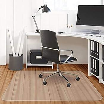 Amazon Com Kuyal Clear Chair Mat Hard Floor Use 30 Quot X
