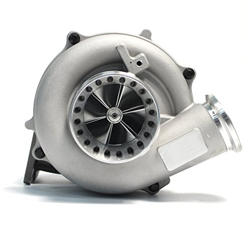 SUPERCELL TP38 STAGE 2.5 Turbo Charger for 94-97 Ford Powerstroke 7.3L, 66/88 billet compressor wheel 3.5