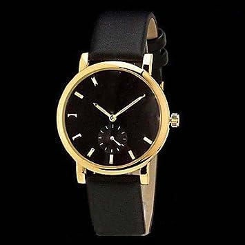 Hacha äufigen Mujeres Hombre Relojes Top de marca de lujo de cuarzo reloj hembra macho Reloj