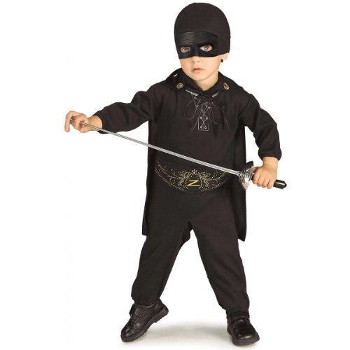 Costumes Authentic Zorro (Zorro� Costume - Newborn)