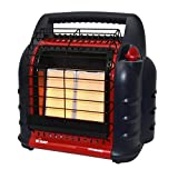 Mr. Heater Big Buddy Grey Indoor-Safe Portable Propane Heater