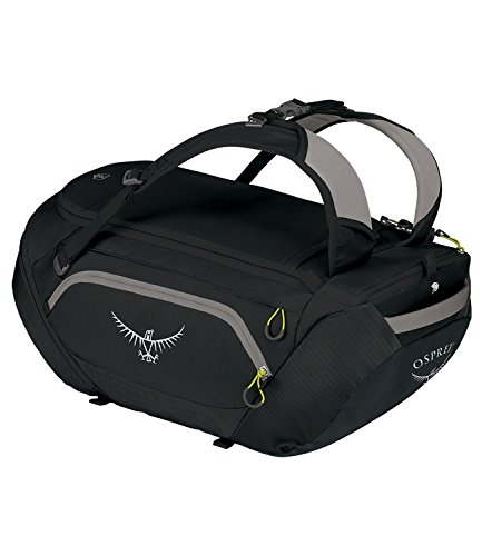 Osprey Packs Snowkit Duffel Bag, Anthracite Black, One Size For Sale