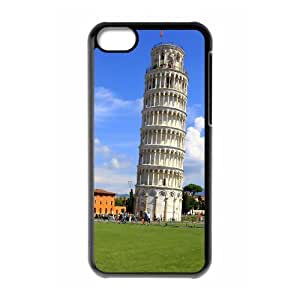 iPhone 5C Phone Case With Famous Landmarks S2D22792