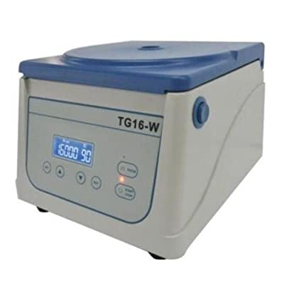 TG16-W Desktop High Speed Micro Centrifuge 8x5ml Electric Lab Centrifuge 16000rpm