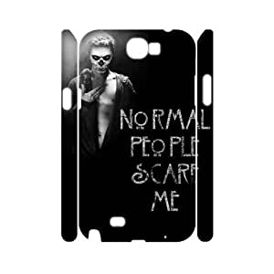 American Horror Story Unique Design 3D For Case HTC One M8 Cover ,custom ygtg-770518