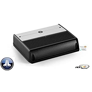 RB XD400/4 JL AUDIO 4 CHANNEL AMP 400 W COMPONENT SPEAKERS TWEETERS AMPLIFIER