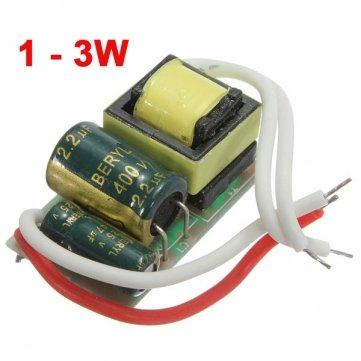 /3/W LED Driver Power Supply corriente constante para Bombilla 85/ Alta calidad 1/ /277/V