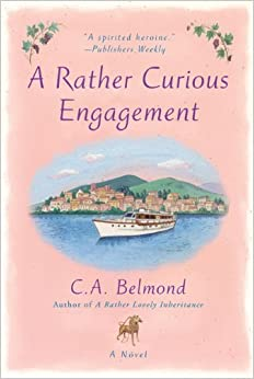 Book A Rather Curious Engagement (Penny Nichols) by C.A. Belmond (2008-07-01)