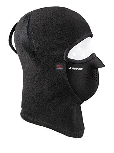 - Seirus Innovation Heat ware Fire shield Hard Hat Combo Clava, Small/Medium, Black