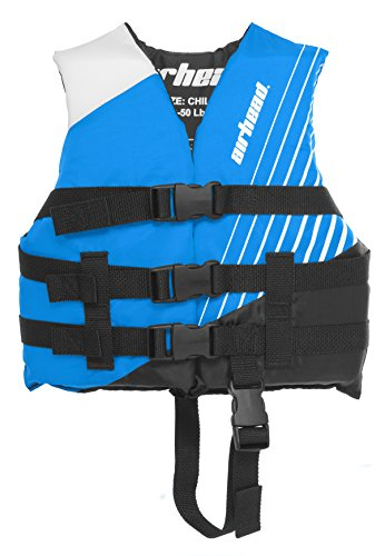 AIRHEAD Children's Ramp Life Vest Roll Camp