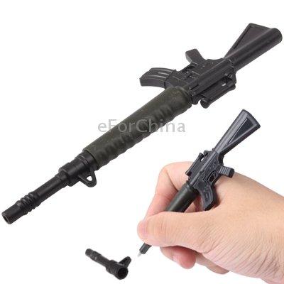 Novel CF Game CrossFire Cross Fire Gun Shaped Ball-pen Ball