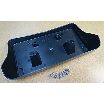 Dodge Challenger License Plate Mounting Bracket OEM Mopar: Automotive