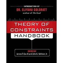 Theory of Constraints Handbook