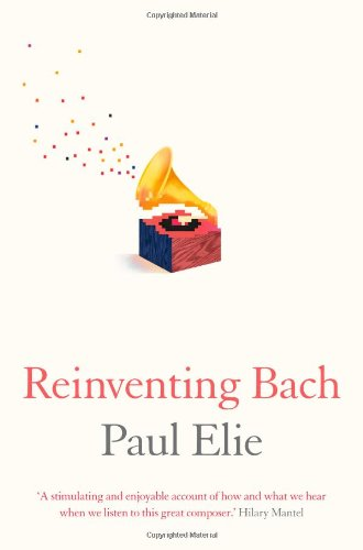 Cover of Reinventing Bach