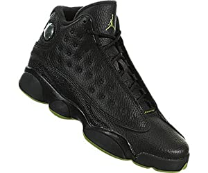 ... Jordan Air 13 Retro Big Kids  Basketball Shoes Black . upc 666003621606  product image1. upc 666003621606 product image2 9bb679cc8