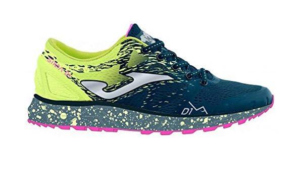 Joma TK_SIMA 903 - Zapatillas de Trekking para Mujer, Color Azul Marino: Amazon.es: Deportes y aire libre