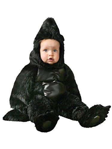 Little Baby Monkey Costume (Palamon unisex-child Little Boys' Gorilla Costume Infant (1-2T))