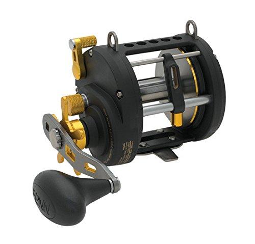 Pure Fishing FTH60LW Penn Fathom Level Wind 320-50 No. 4.3-1