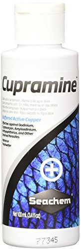Seachem 67105650 Cupramine Copper 100ml