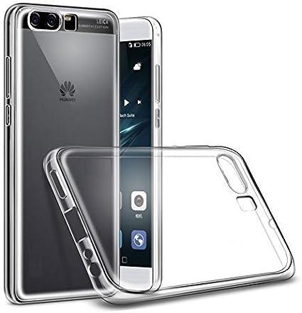 NOVAGO Compatible avec Huawei P10 Coque Transparente Souples ...