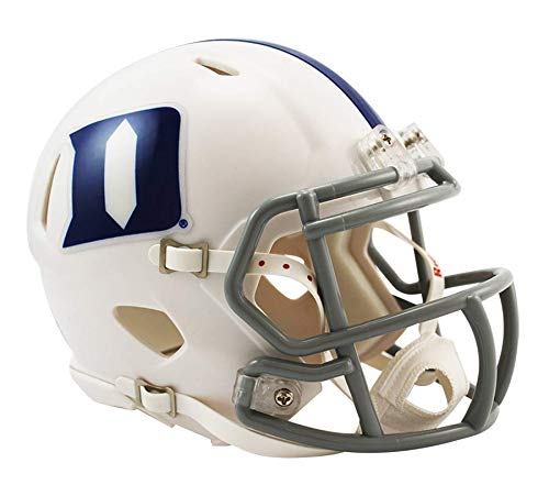 Ncaa Duke Blue Devils Football - NCAA Duke Blue Devils Speed Mini Helmet