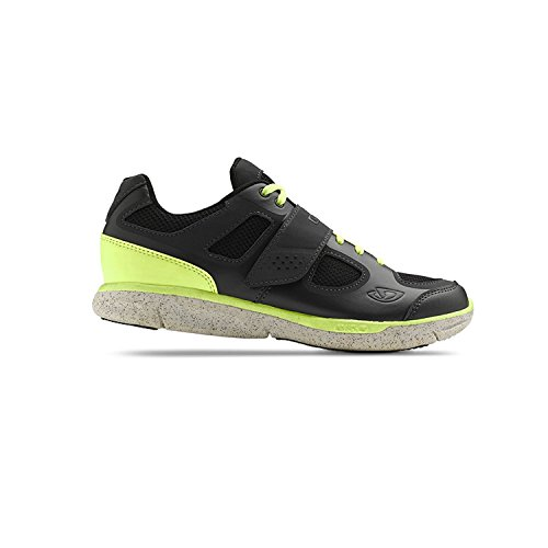 Giro Whynd - Zapatillas Mujer - Negro 2017 Dark Shadow/Highlight Yellow