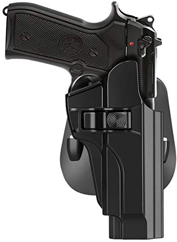 HQDA OWB Holster Fits