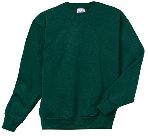 Hanes Youth ComfortBlend® EcoSmart® Crewneck Sweatshirt (Comfortblend Sweatshirt Youth Crewneck)