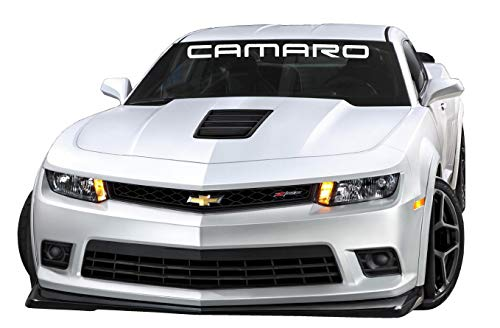 Camaro Window Decal Chevrolet Camaro LT SS Windshield Sticker Vinyl - Windshield Camaro